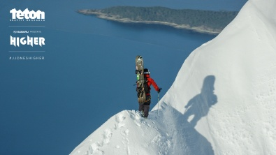 jeremy_climbs_ridge_in_ak_Higher